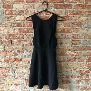 Nasty Gal backless dress